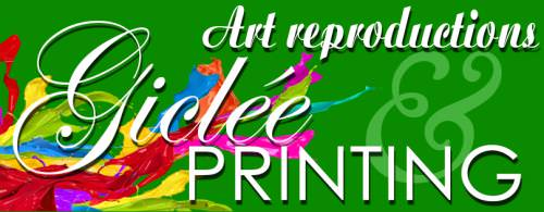 Giclee Printing for Artists & Professionals